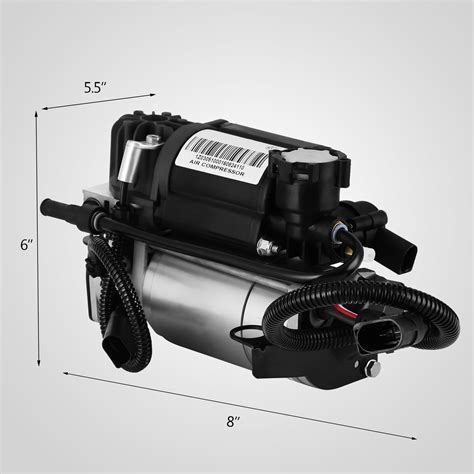 compressor air suspension 4e0616007 for audi a8 d3 gas engine 6 8 cylinder 128079158085 ebay