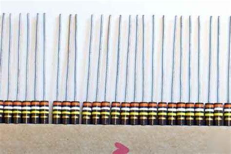 resistors oklahoma city 50 390k ohm 1 2w carbon composition resistors 5