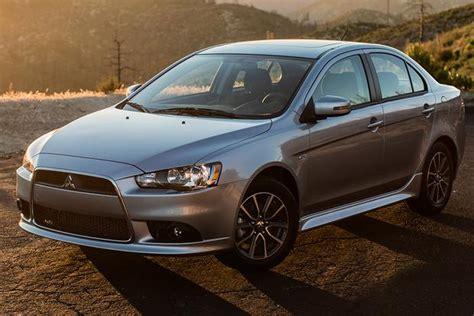 mitsubishi lancer new model 2015 2015 mitsubishi lancer new car review autotrader