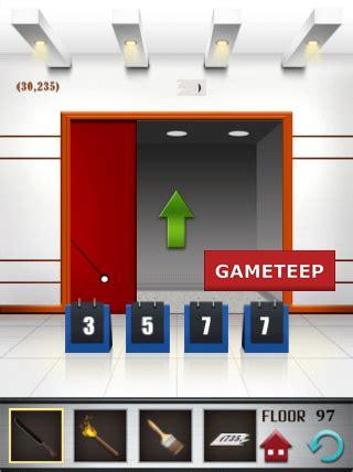 100 Doors Floors Level 97 by 100 Floors Level 97 Gameteep