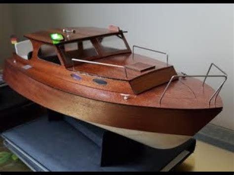 youtube model boats model boat kit by aeronaut diva youtube