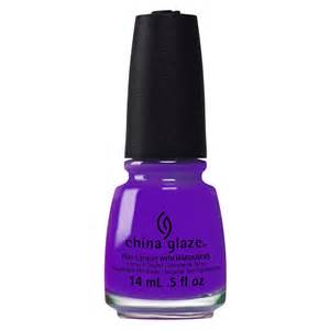 china glaze nail colors china glaze nail plur ple
