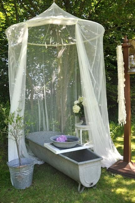 backyard netting 33 romantic outdoor canopies and tents made with mosquito