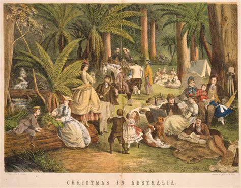 in australia christmas falls in which seasen inside history magazine festive season of yesteryear
