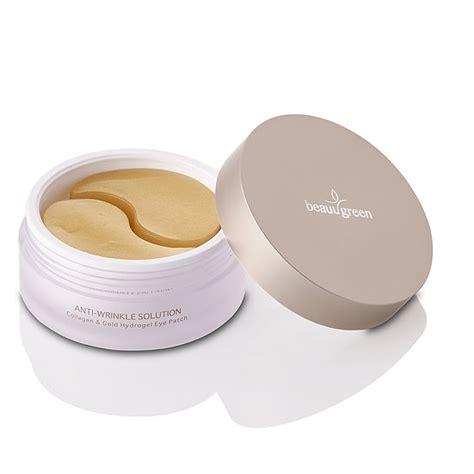 Collagen Eye Patch collagen gold hydrogel eye patches brand beauugreen