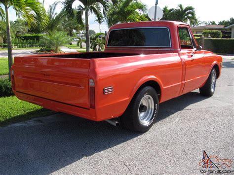 c10 short bed 68 gmc c10 15 costum pickup a c v8 auto original short