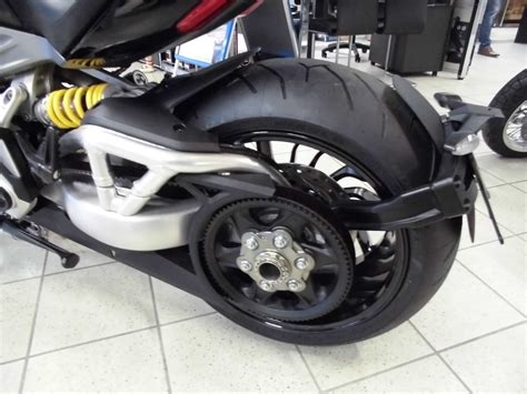 Motorrad Ducati Diavel by Umgebautes Motorrad Ducati Diavel 1200 Team Wahlers
