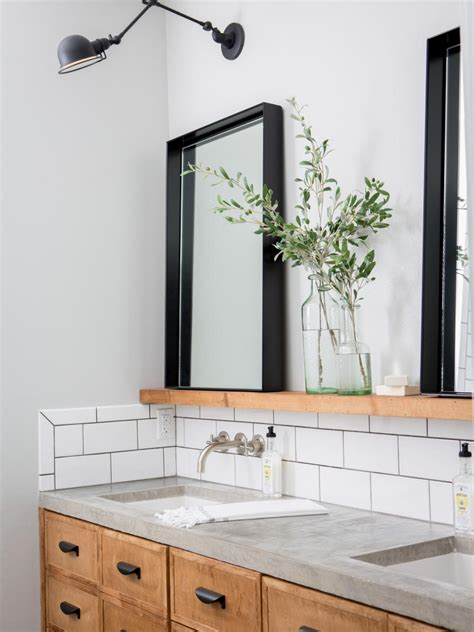 trendy bathroom mirrors 19 trendy bathroom mirrors hallstrom home