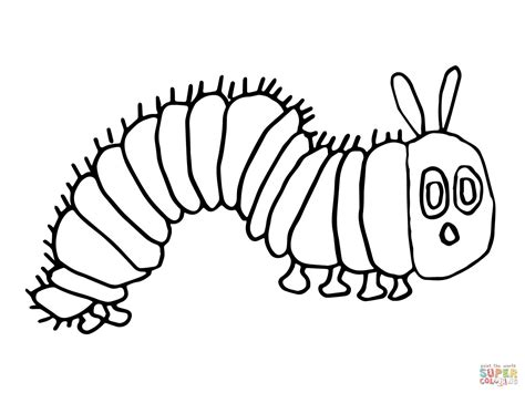 301 Moved Permanently Hungry Caterpillar Coloring Pages