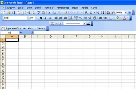 tutorial excel 2010 portugues tecnologia e educa 199 195 o excel 2003 2007 2010 2013