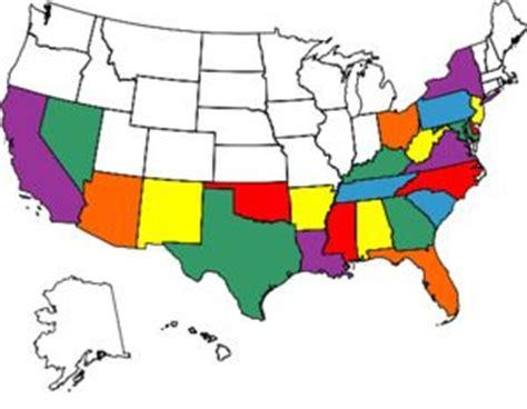 us map states ive been to states visited map places i been