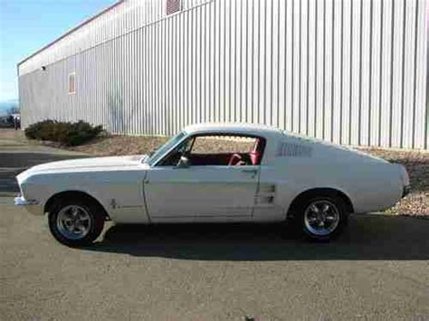 buy new mustang buy new 1967 ford mustang fastback in longmont