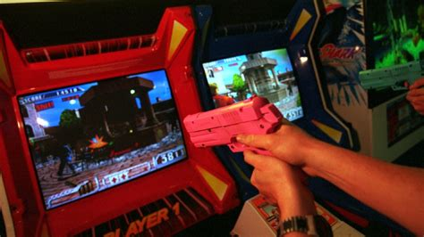 Build Your Own House Game light gun video games pulled from rest stops in the us