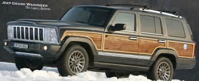 new jeep grand wagoneer to be presented to dealers this