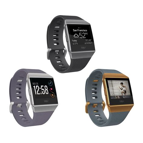 Fitbit Ionic fitbit ionic europas nr 1 f 252 r heimfitness