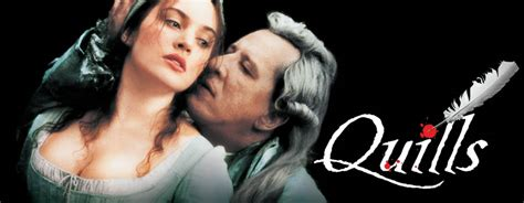 quills full film quills movie full length movie and video clips