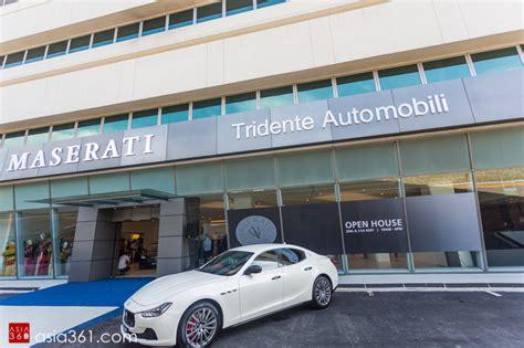 maserati singapore tridente automobili takes over as new maserati dealer in