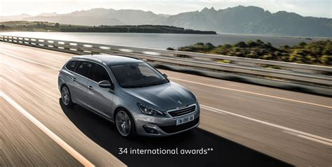 peugeot 308 touring peugeot 308 touring car showroom wagon technology