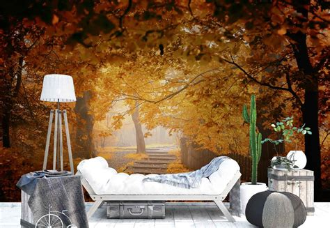 turn photo into wall mural turn to fall wall paper mural buy at europosters