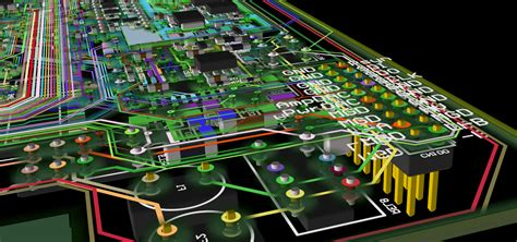 pcb layout software cadence 3d gerber parallel systems