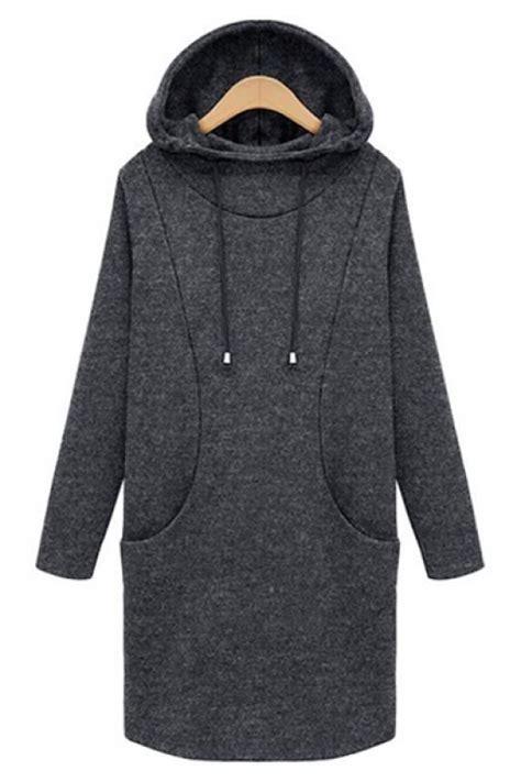 Sweater Uniqlo Pocket Sweatshirt Original two pocket sleeve hoodie sweatshirt travel