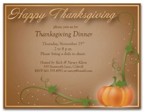 thanksgiving template word printable happy thanksgiving invitation template