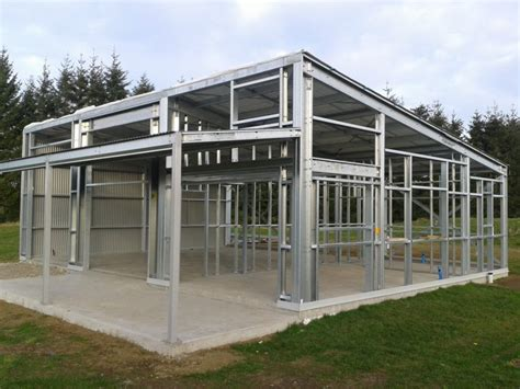 deaker livable garage coresteel buildings