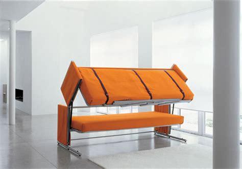 bonbon convertible doc sofa bunk bed inhabitat green