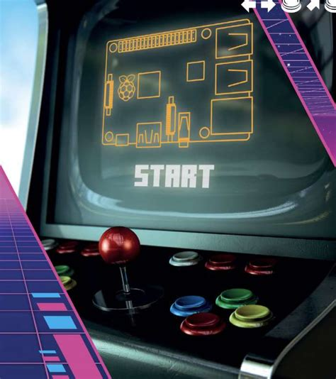 build your own arcade cabinet with raspberry pi build a diy raspberry pi arcade cabinet with magpi issue