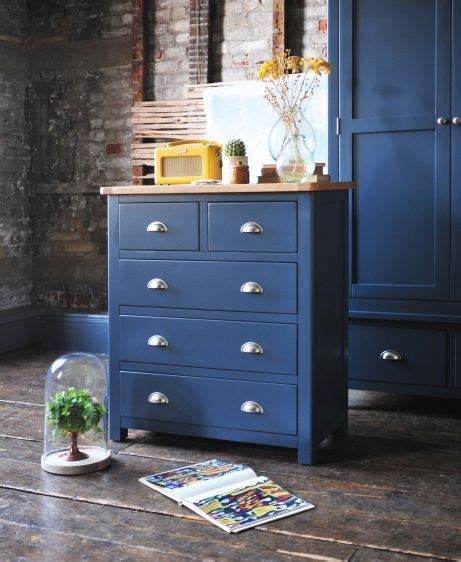 styling westcote blue furniture home decor painted