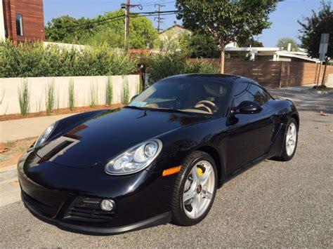 how to work on cars 2009 porsche cayman instrument cluster purchase used 2009 porsche cayman in tujunga california united states for us 16 400 00