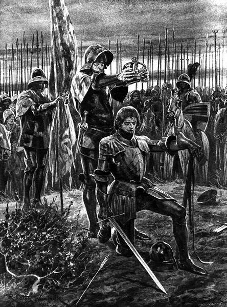 Enrique VII y la batalla de Bosworth - Curistoria