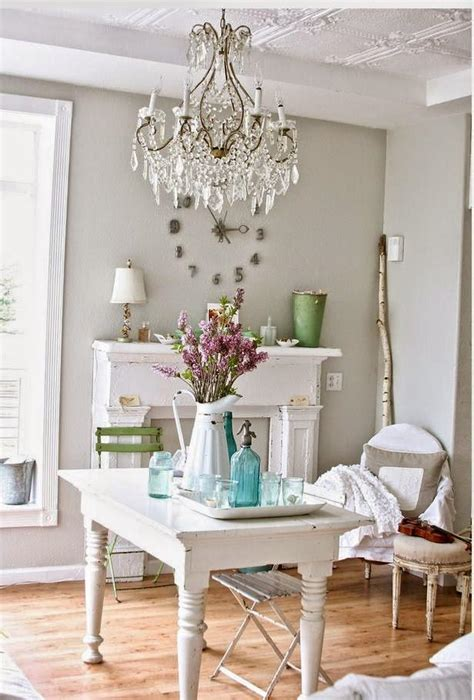 Chic Home Decor by 52 Ways Incorporate Shabby Chic Style Into Every Room In