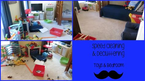 Toys For The Bedroom by Speed Cleaning Decluttering Boys Room Toys Bedroom