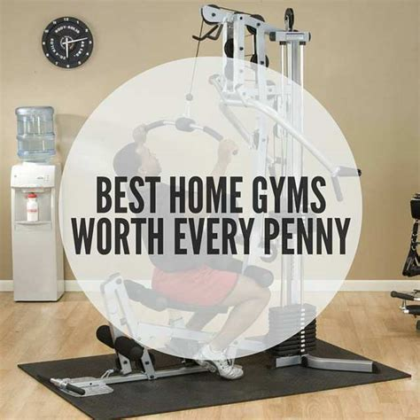 the 10 best home gyms in 2016