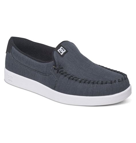 Dc Slipon dc shoes s villain tx slip on shoes 301815 ebay