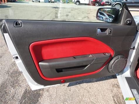 2005 Mustang Interior Door Panels 2005 ford mustang gt premium coupe leather door panel photo 51241349 gtcarlot