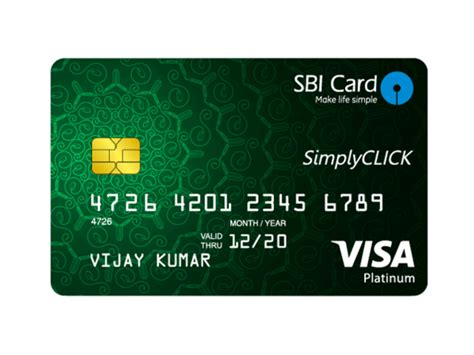 SBI Card Launches SimplyCLICK: A Credit Card for the Generation that is Always Online   The