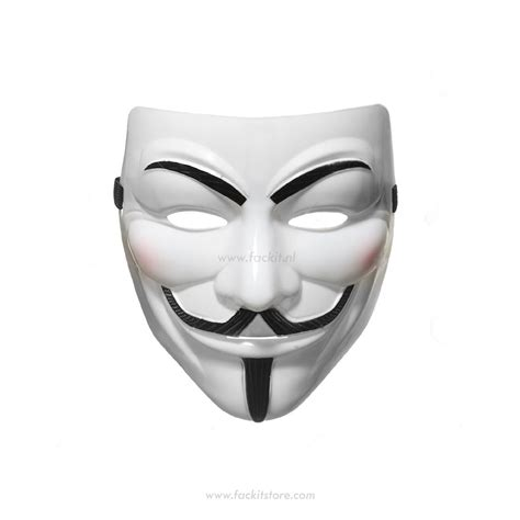 Masker Shop anonymous mask 174 official fack it store worldwide shipping