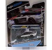164 Maisto Design  2015 Ford Mustang Gt Police Car