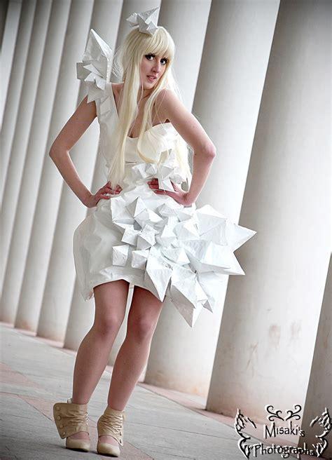 Gaga Origami Dress - gaga origami dress iii by kuroshitsuji usami on
