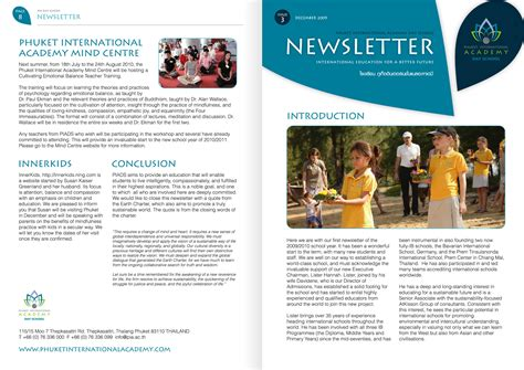 the benefits of print newsletters for small businesses