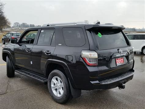 toyota 4runner 2017 black 2017 toyota 4runner sr5 black race toyota car