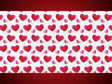 pattern design heart heart pattern