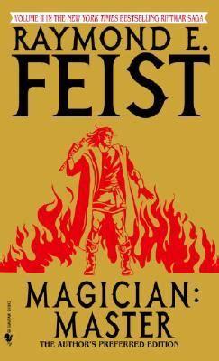 Riftwar Saga Magician Master Raymond E Feist magician master raymond e feist 9780553564938