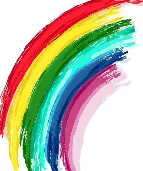 free paint rainbow vector titanui