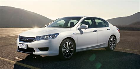 Honda Accord 2015 Price by 2015 Honda Accord Sport Hybrid Pricing And Specifications