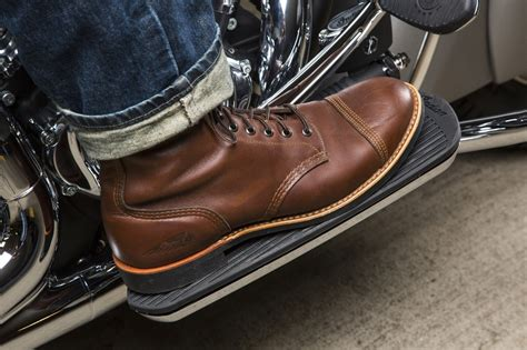 Indian Motorcycle Releasing New Motorcycle Boots