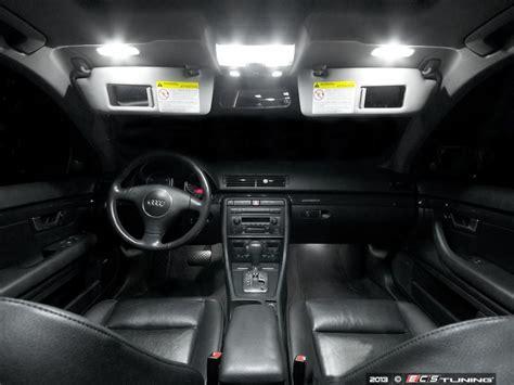 Audi A4 B6 Custom Interior by Ecs News Ziza Led Interior Lighting Kit For Audi B6 A4 S4