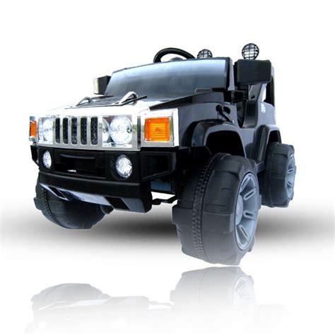 Motorrad F R Kinder Ab 9 by Kinder Elektroauto Jeep Hummer Optik Mit 2 X 35 Watt Motor